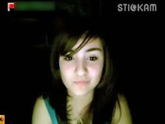 Stickam anon 19yo girl