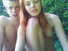 Myfreecams young couple outdoor sex